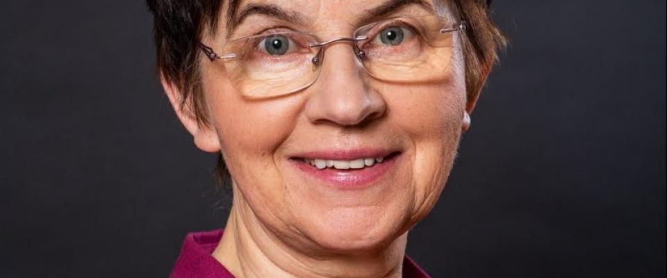 Regina Bisikiewicz prezes fundacji Polski Instytut Otwartego Dialogu znalazła się w gronie 10. bohaterek europejskiego zdrowia psychicznego
