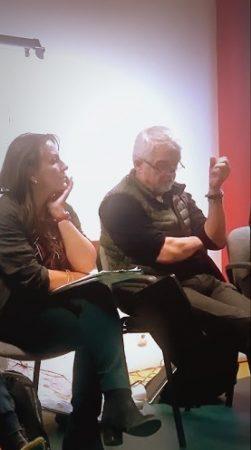 Kurs Otwartego Dialogu w Trzebnicy/Wrocławiu, prowadzący: trener dr Werner Schütze, co- trener dr Renata Wojtyńska.